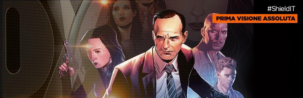 Marvel's Agents of SHIELD 3