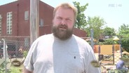 The Walking Dead - Sul set con Robert Kirkman