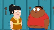 The Cleveland Show 1x02 - Cleveland Jr. a scuola