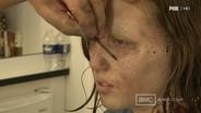 The Walking Dead 2 - speciale dietro le quinte dell'ep.7: Scena del fienile