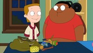 The Cleveland Show 1x03 - un nuovo amichetto per CJ