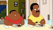 The Cleveland Show 1x02 - Brutto muso!