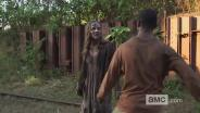 The Walking Dead 5x01 - Making Of