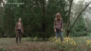 The Walking Dead 4x14 - Guarda i fiori