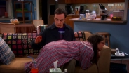 The Big Bang Theory - Punizione severa