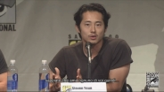 Glenn Rhee di The Walking Dead al SDCC 2015