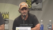 Rick Grimes di The Walking Dead al SDCC 2015