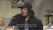 Daryl Dixon di The Walking Dead al SDCC 2015