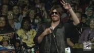 Daryl intervista sè stesso al SDCC 2015