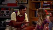 The Big Bang Theory 7x19 - Raj e l'astronomia romantica