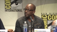 Morgan Jones di The Walking Dead al SDCC 2015