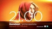 Homeland 5 - Dal 30 ottobre in prima assoluta