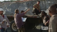 TWD 6 - Il making of dell'episodio 1