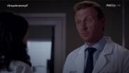 Grey's Anatomy 11x19: Owen tenta di capire Amelia